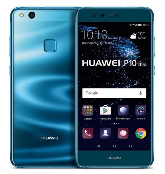 Huawei P10 Lite Android Smartphone