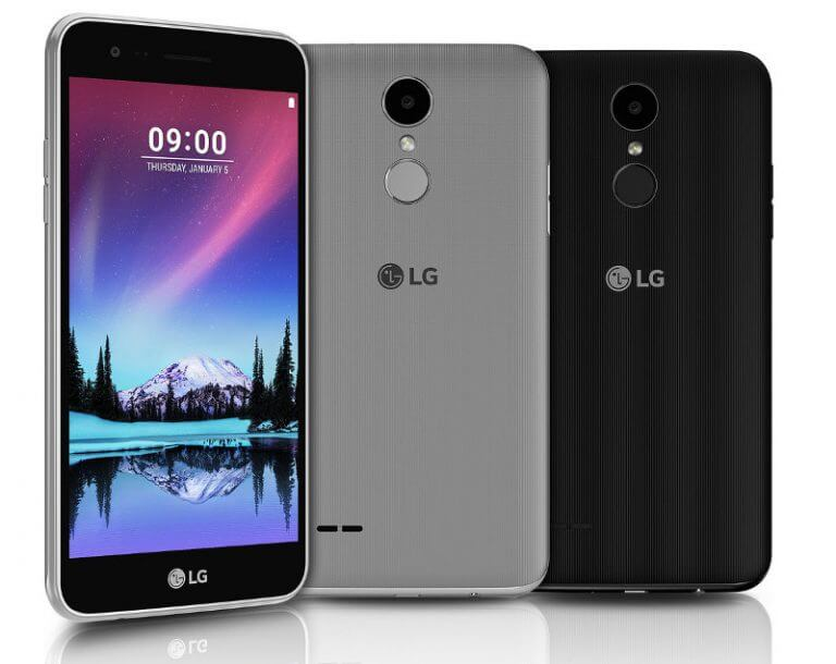 LG K8 2017 Android Smartphone