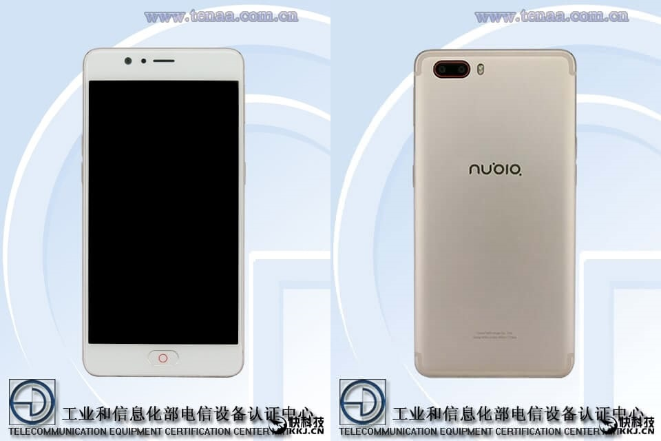 ZTE Nubia Z17 Android Smartphone