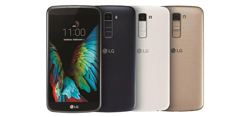 LG K10 2017 Android Smartphone