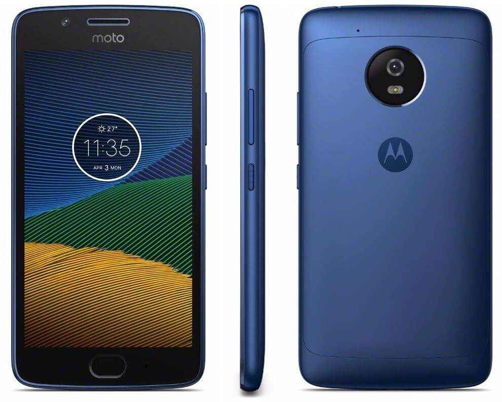 Moto G5 Android Smartphone