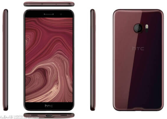 HTC U Android Smartphone