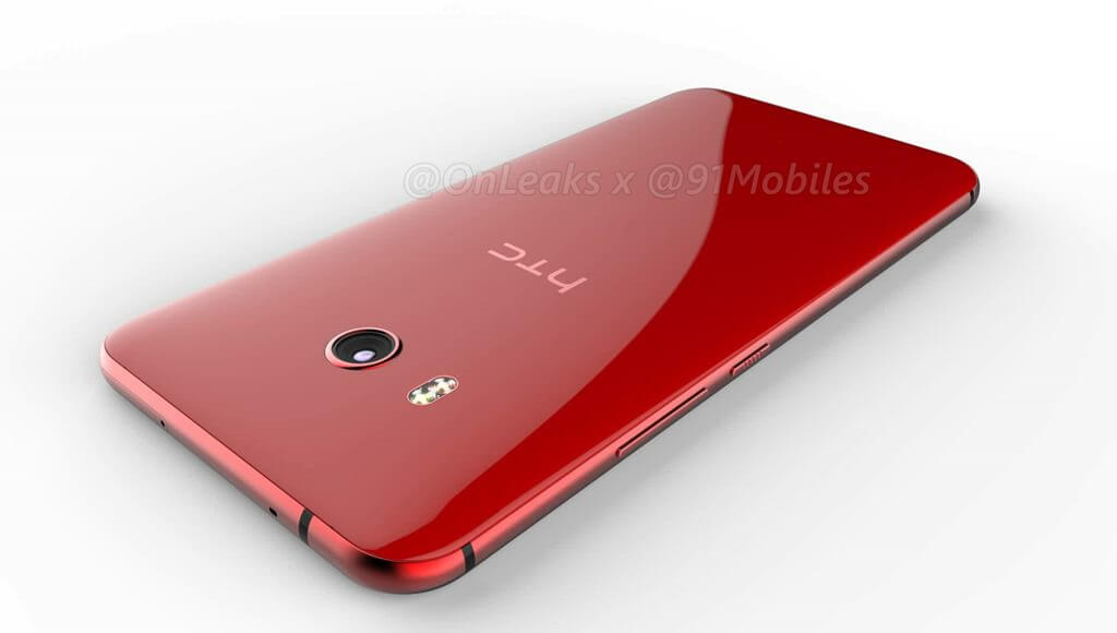 HTC U 11 Android Smartphone