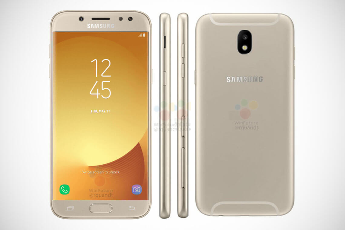 Samsung Galaxy J5 2017 Android Smartphone