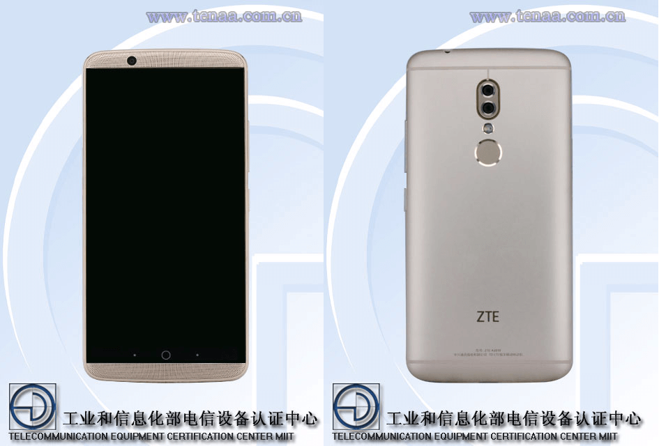 ZTE Axon 8 Android Smartphone