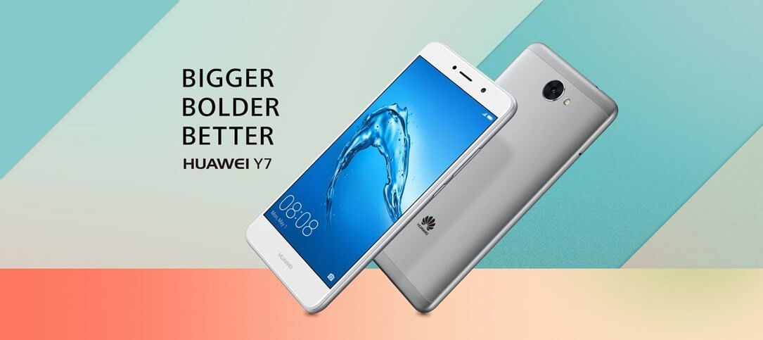 Huawei Y7 Android Smartphone