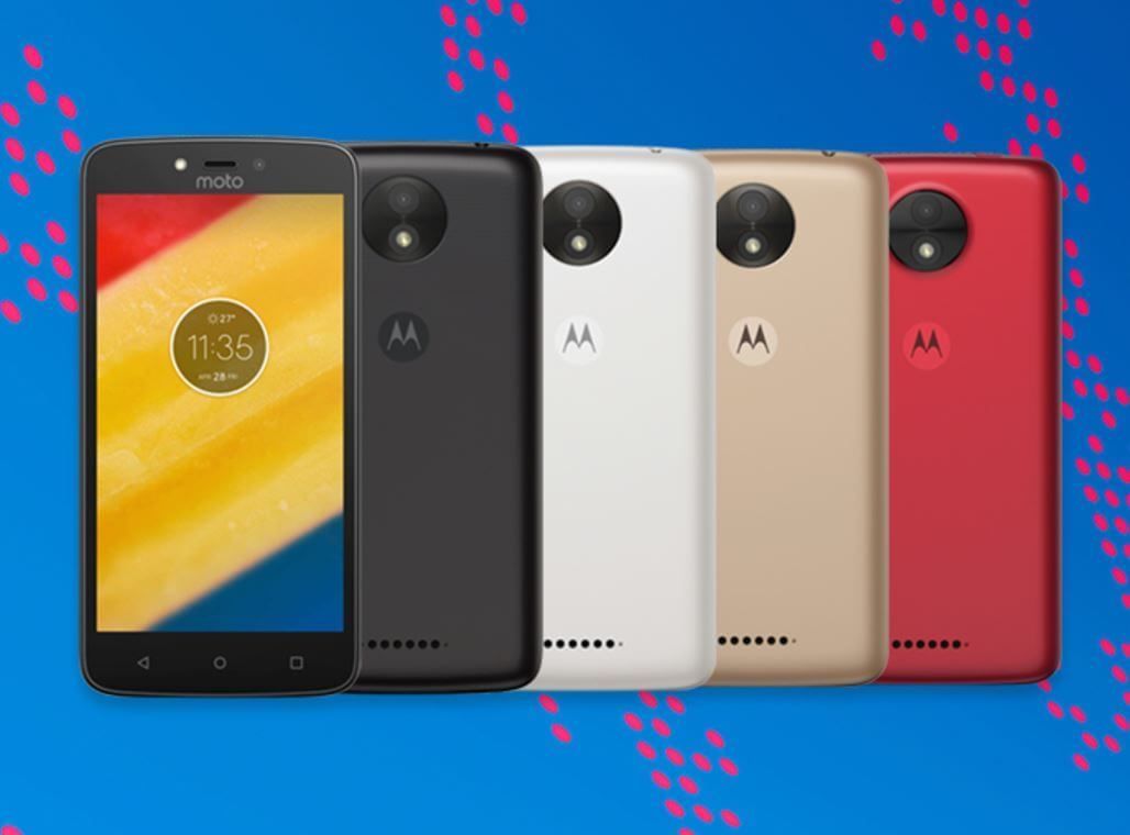 Moto C Android Smartphone