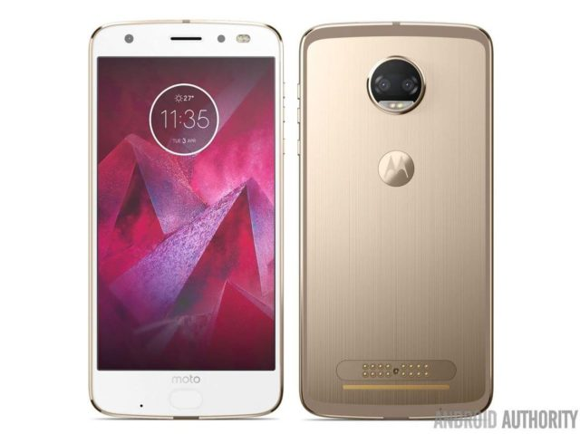 Moto Z2 Force Android Smartphone