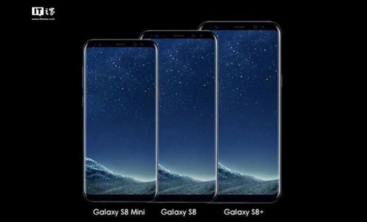 Samsung Galaxy S8 Mini Android Smartphone