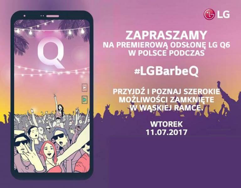 LG Q6 Android Smartphone