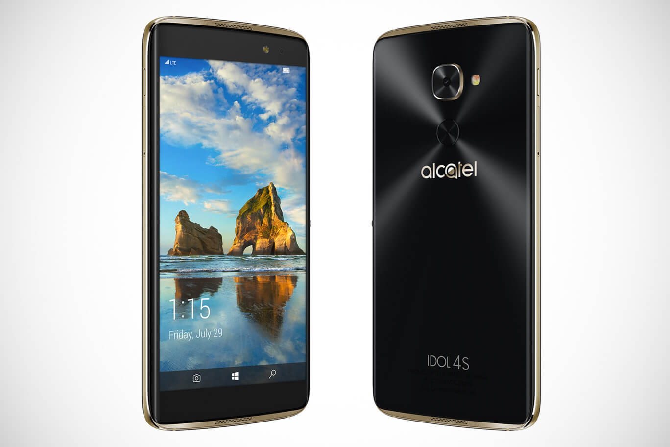 Alcatel Idol 4S Android Smartphone