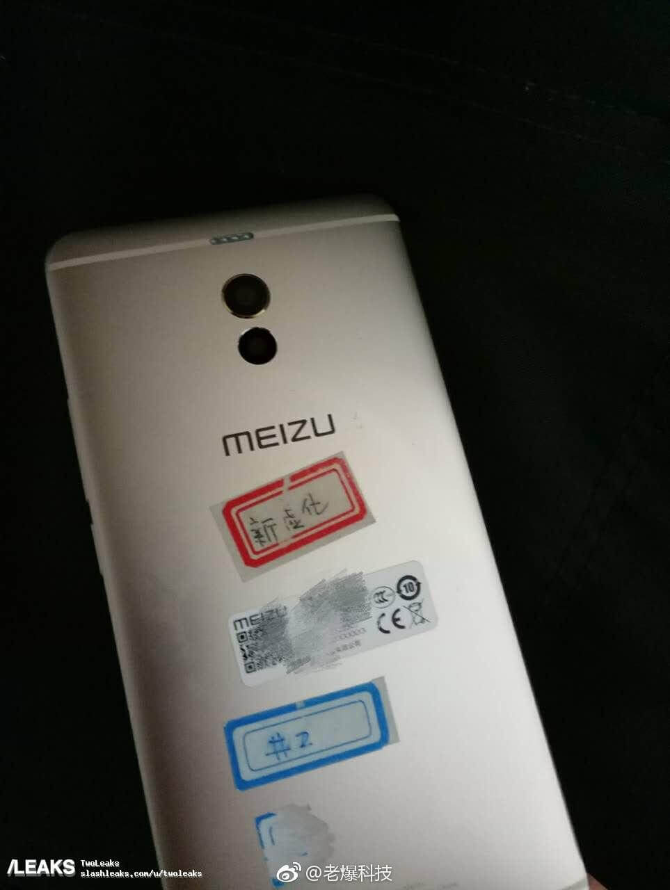 Meizu M6 Note Android Smartphone