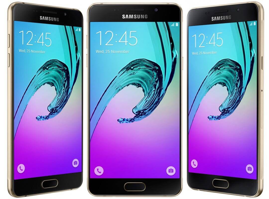 Samsung Galaxy A7 2017 Android Smartphone