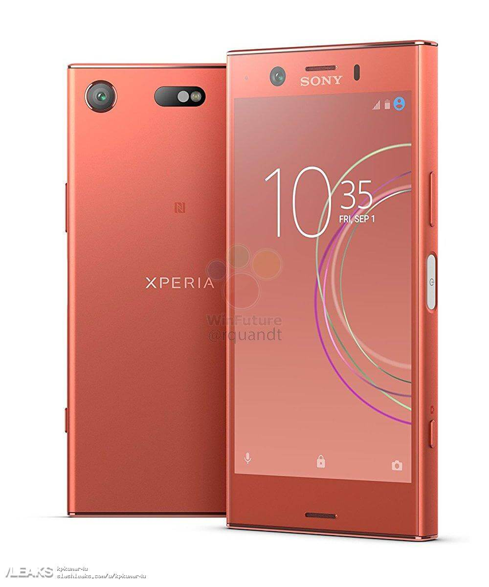 Sony Xperia XZ1 Compact Android Smartphone
