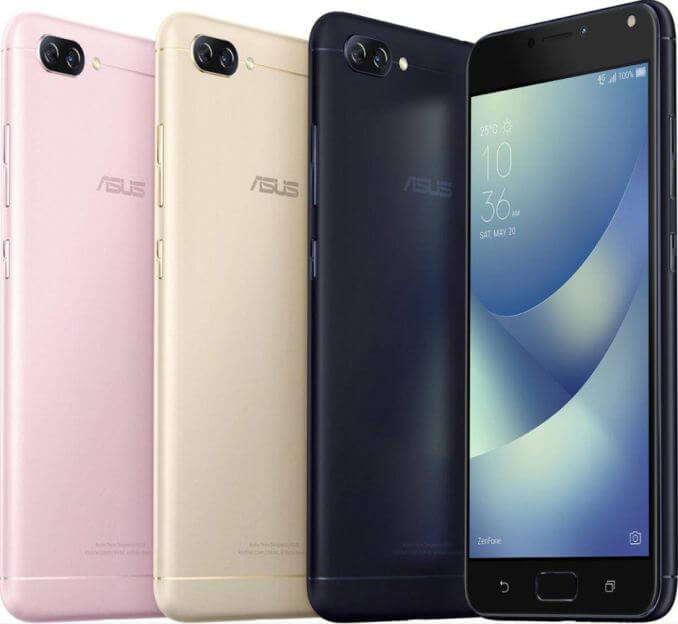 ASUS ZenFone 4 Max Android Smartphone