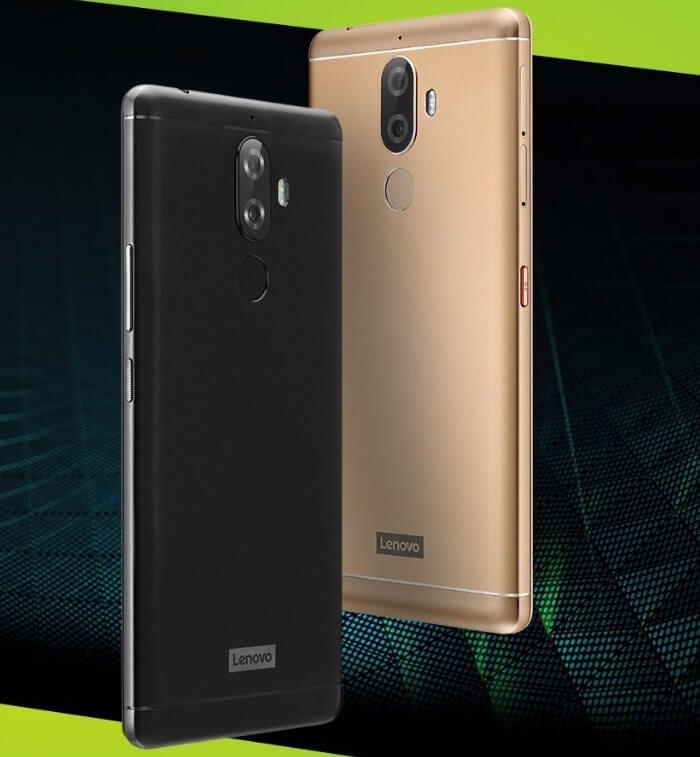 Lenovo K8 Note Android Smartphone
