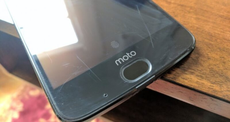 Motorola Moto Z2 Force Android Smartphone