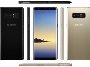 Samsung Galaxy Note 8: Über 270.000 Einheiten am ersten Wochenende verkauft