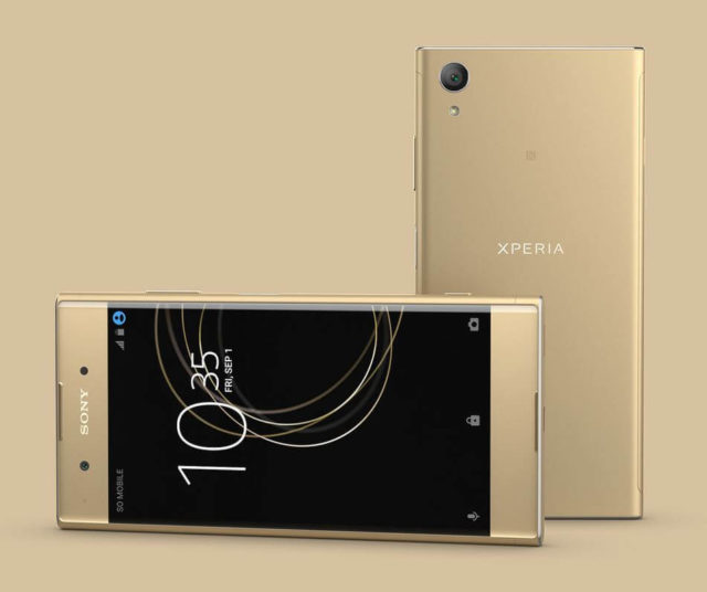 Sony Xperia XA1 Plus Android Smartphone