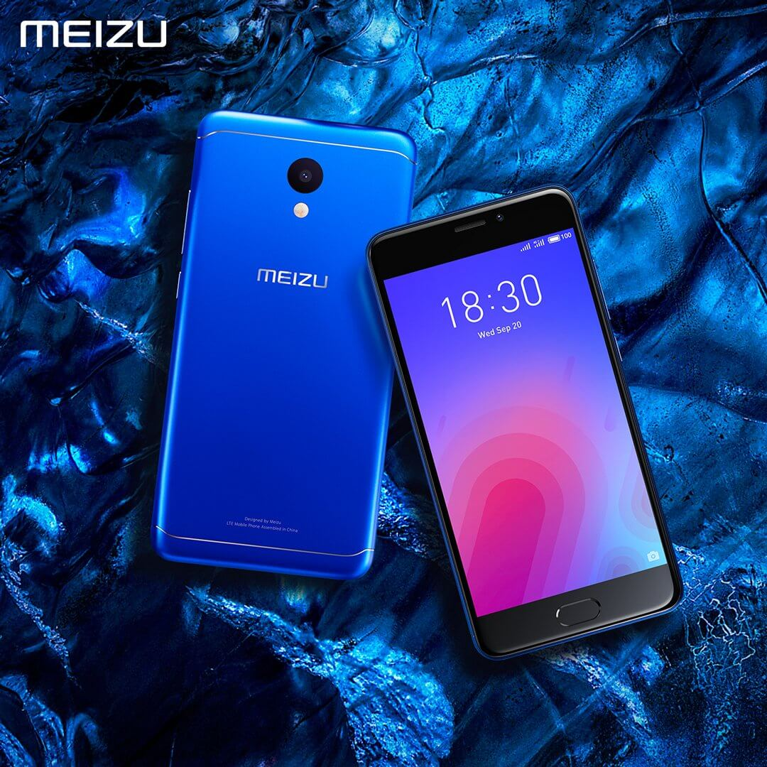 Meizu M6 Android Smartphone