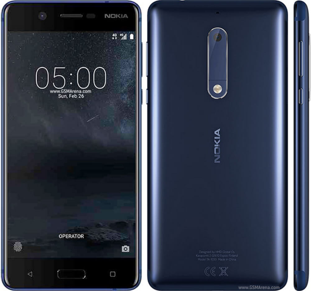 Nokia 5 Android Smartphone