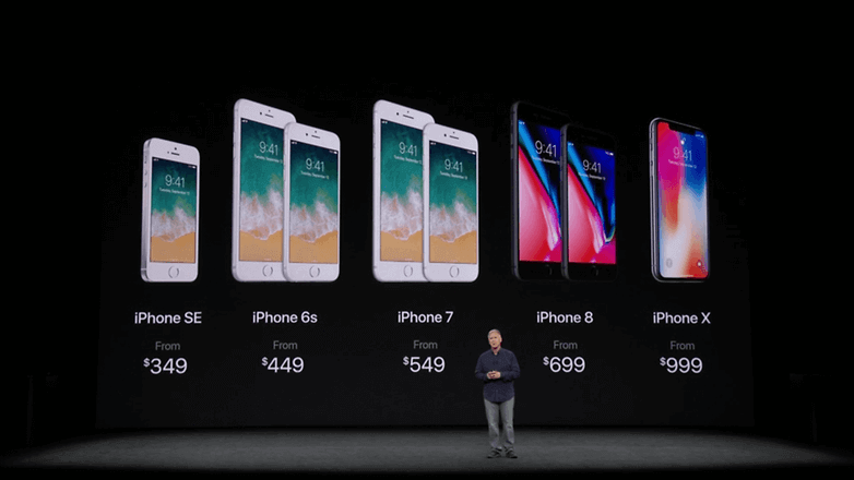 Apple iPhone 8, iPhone 8 Plus und iPhone Plus