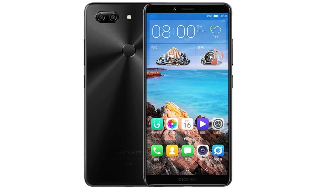 Gionee M7 Android Smartphone