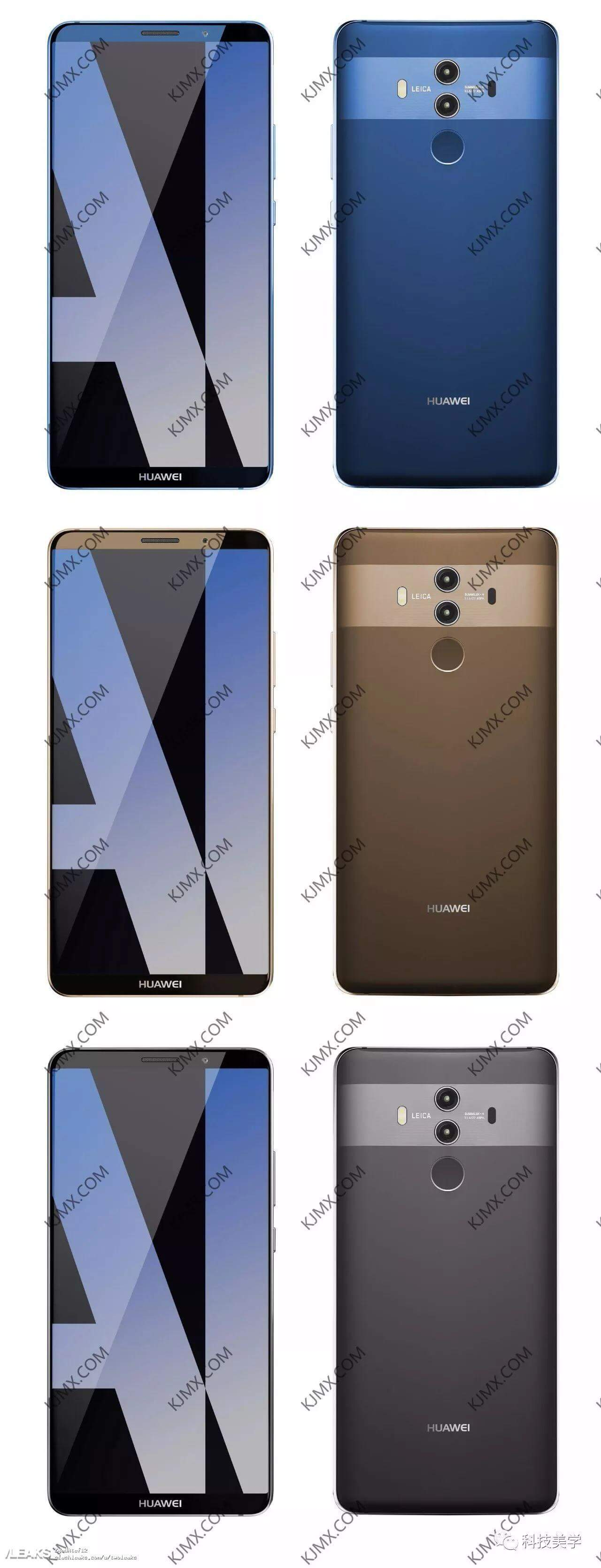 Huawei Mate 10 Pro Android Smartphone