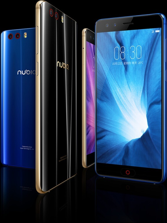 Nubia Z17 miniS Android Smartphone