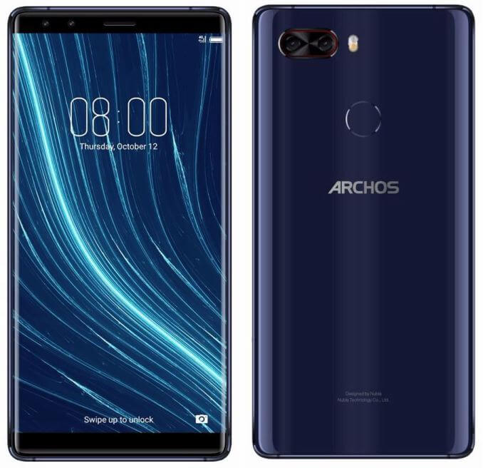 Archos Diamond Omega Android Smartphone