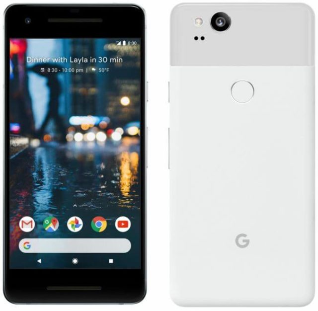 Google Pixel 2 Android Smartphone