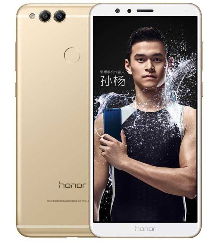 Honor 7X Android Smartphone
