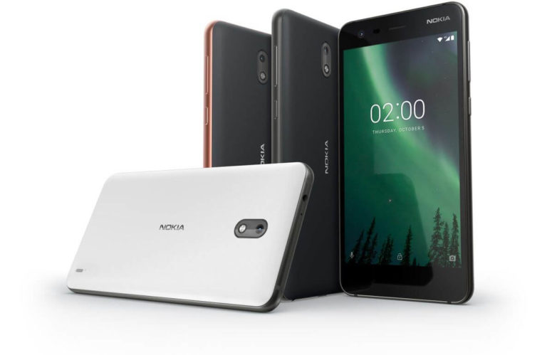 Nokia 2 Android Smartphone