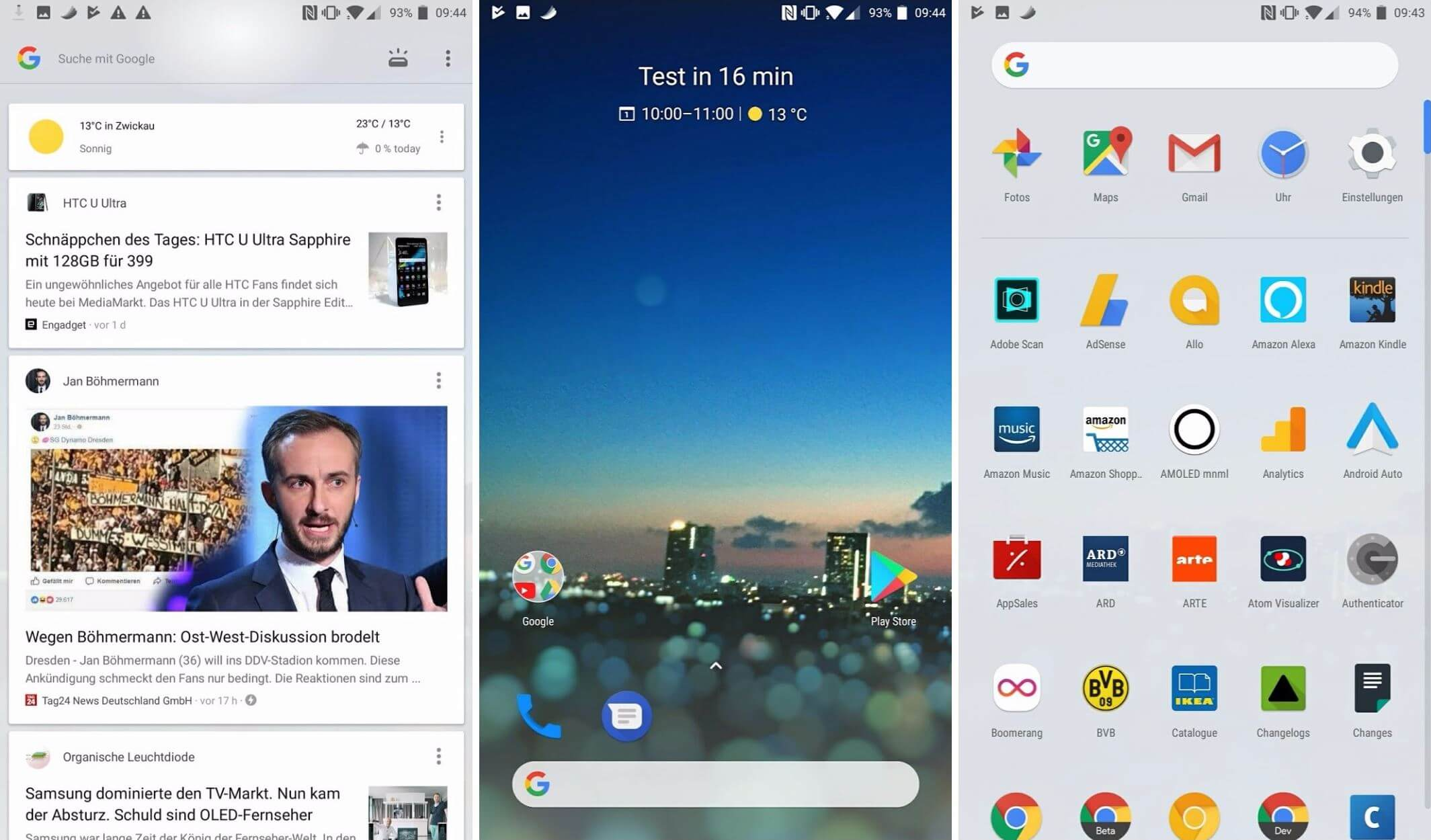 Rootless Pixel 2 Launcher Android App
