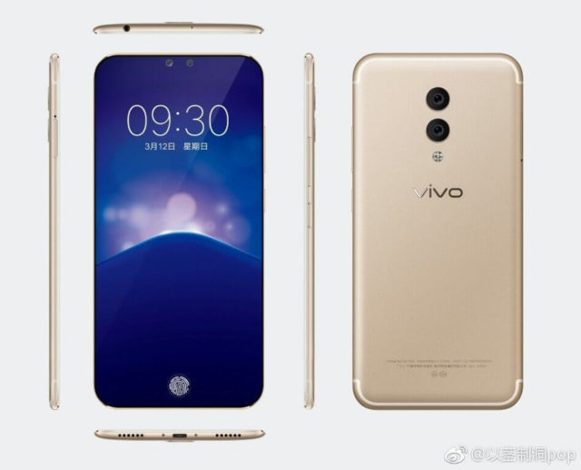 Vivo Xplay7 Android Smartphone