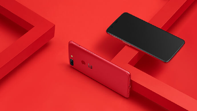 OnePlus 5T Android Smartphone