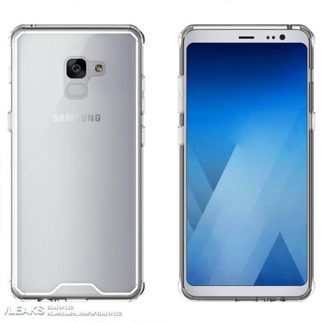Samsung Galaxy A7 2018 Android Smartphone