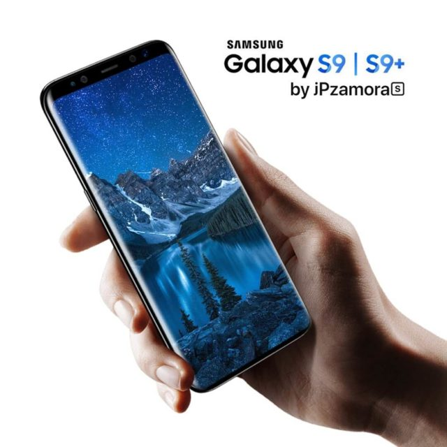 Samsung Galaxy S9/S9+ Android Smartphone