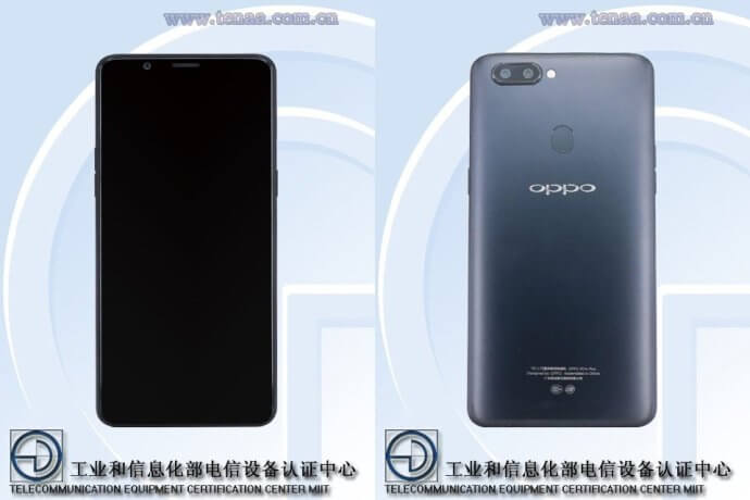 Oppo R11s Plus Android Smartphone