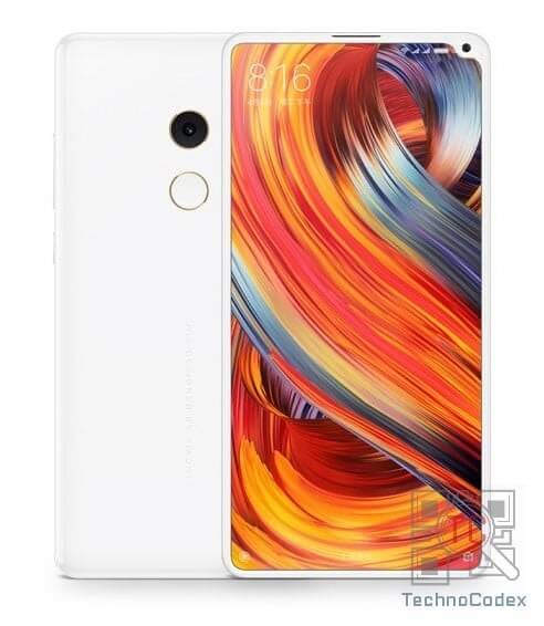 Xiaomi Mi Mix 2s Android Smartphone