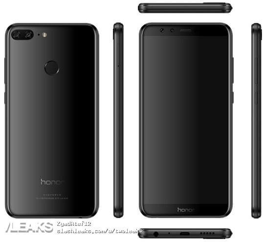 Honor 9 Youth Edition Android Smartphone