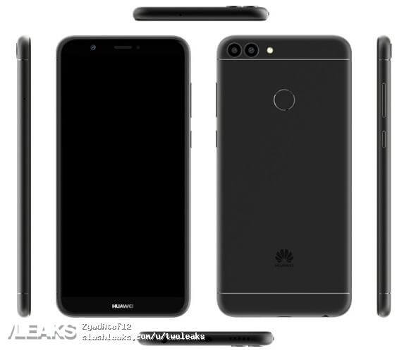 Huawei Enjoy 7S Android Smartphone