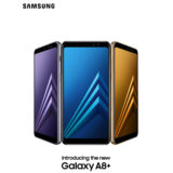 Samsung Galaxy A8+ 2018 Android Smartphone