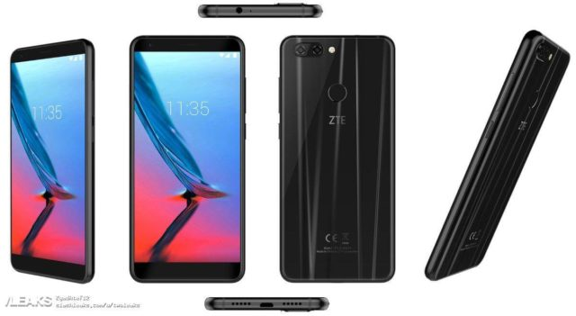 ZTE Blade V9 Android Smartphone