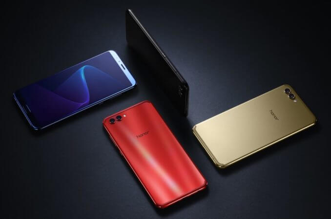 Honor 10 View Android Smartphone
