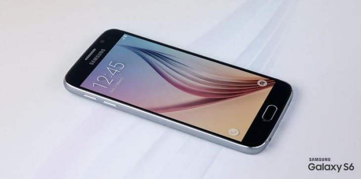 Samsung Galaxy S6 Android Smartphone