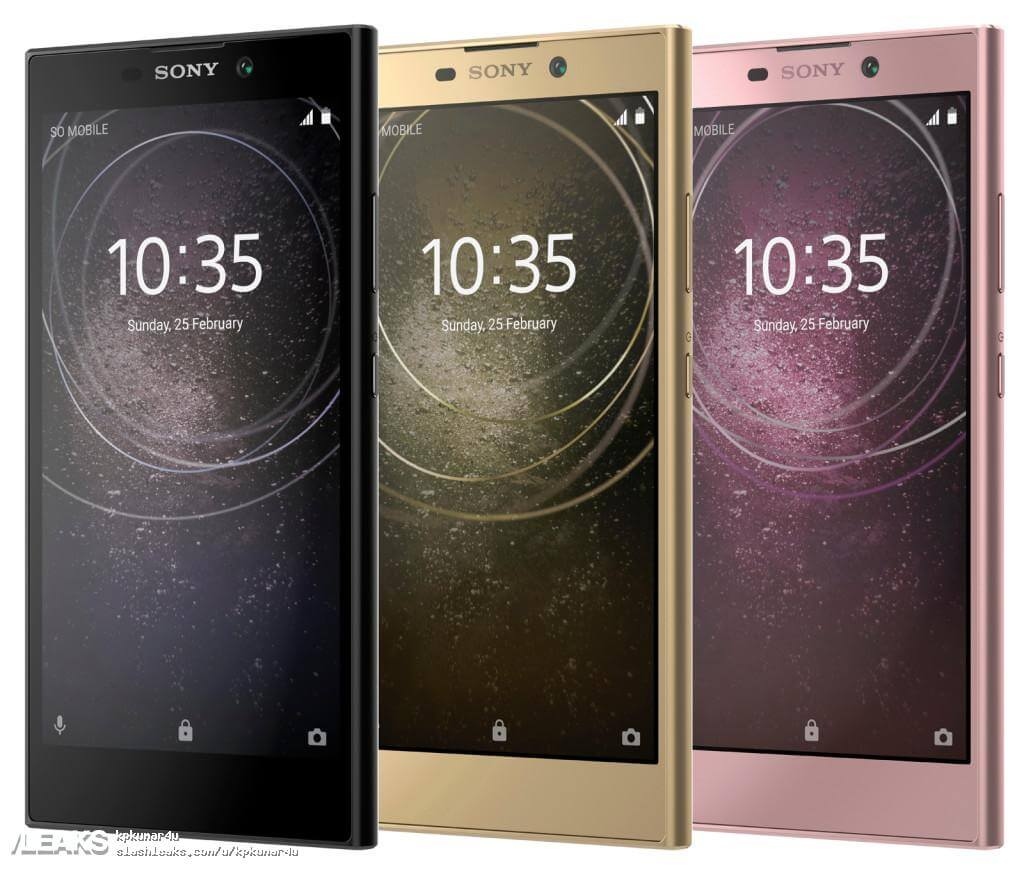 Sony Xperia L2 Android Smartphone