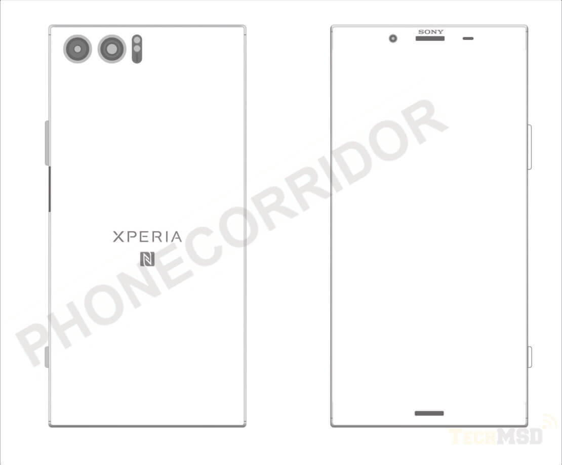 ony Xperia XZ Pro Android Smartphone