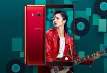 HTC U11 EYEs Android Smartphone