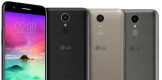 LG X4+ Android Smartphone
